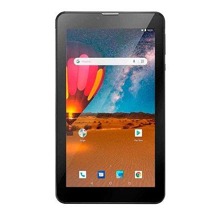 Tablet Multilaser M7 3G Plus Dual Chip Quad Core 1 GB de Ram