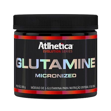 Glutamina 300 g - Atlhetica Nutrition