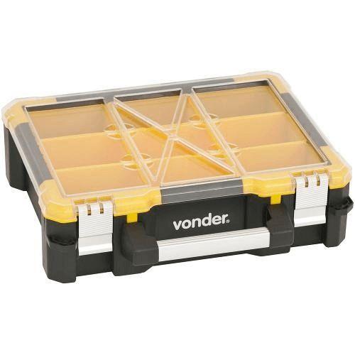Organizador Plástico Colmeia / Maleta - Opv 500 Vonder