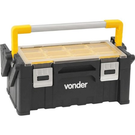 Organizador Plástico Para Ferramentas Opv 0800 Vonder