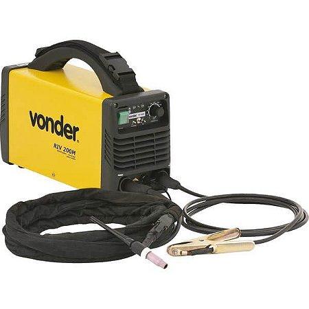 Retificador Inversor Monofásico 50/60 Hz RIV 200M 220V Vond