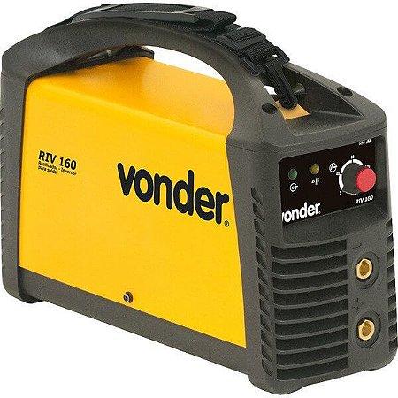 Retificador/inversor para solda elétrica RIV 160 - 220V