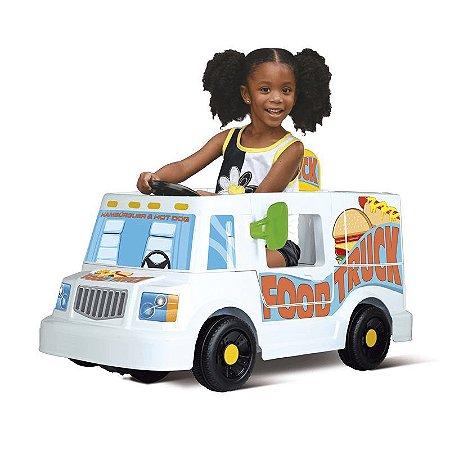 Food Truck Elétrico 6V Bandeirantes - 2616