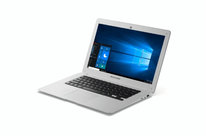 "Notebook Legacy Intel Dual Core Tela HD 14"" Windows 10 RAM 2"