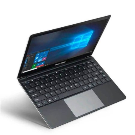 Notebook Legacy Windows 10 4Gb + 64Gb (32Gb + 32Gb) Tela HD