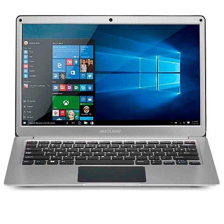 Notebook Ultra Legacy Air Professional 4GB RAM 32GB Tela 13.