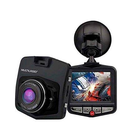 Camera Veicular DVR 1080p Hd Sensor Movimento + Looping