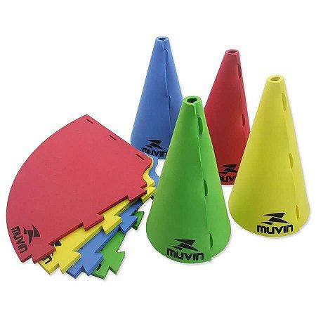 Cone de Marcação – 26cm – MTF-400 - 26cm x 15cm - Azul