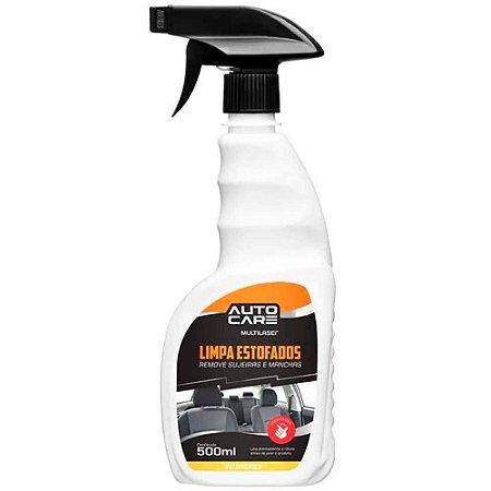 Limpa Estofados Autocare 500Ml - AU457