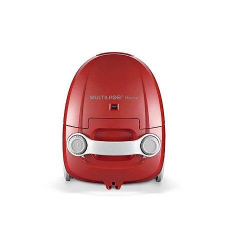 Aspirador De Po 1200w Vermelho 220v Multilaser - HO02