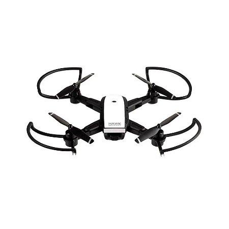 Drone Multilaser Hawk GPS FPV Câmera HD 1280P Bateria 10 minutos