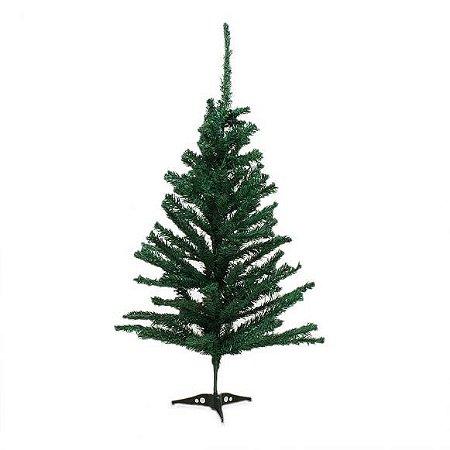 Árvore de Natal com 200 Pontas 1,20m  - Verde