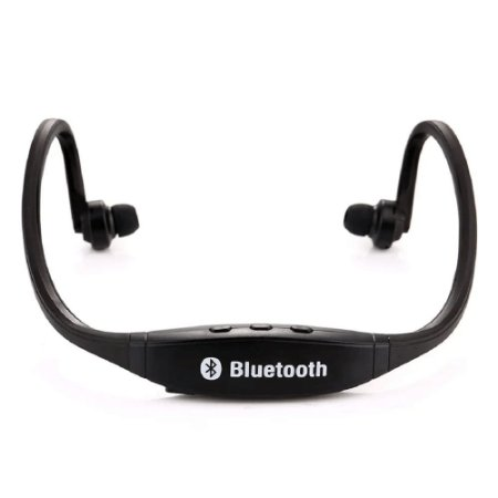 Fone de Ouvido Earphone Sport 3 em 1 Bluetooth / MP3 / FM