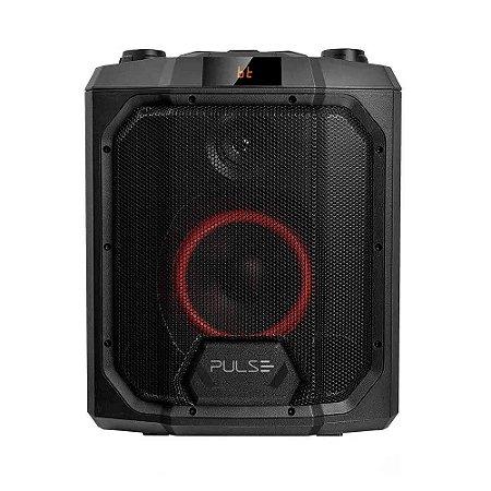 Caixa de Som Party Speaker Portátil 200W RMS com Tecnologia