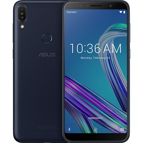 "Smartphone Asus ZenFone Max Pro (M1) - 64GB Dual Chip Android Tela 6"" Qualcomm Câmera 13 + 5MP (Dual Traseira)"