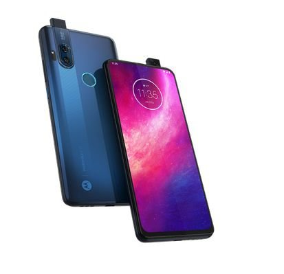 "Smartphone Motorola One Hyper 128GB Dual Chip Android Tela 6.5"" Qualcomm Snapdragon 4G Câmera 64MP + 8MP"