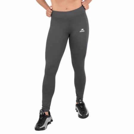 Calça Legging Solid Power UV50 - Feminino - P - Ch
