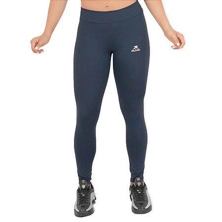 Calça Legging Suplex Power UV50 - Feminino - EG -