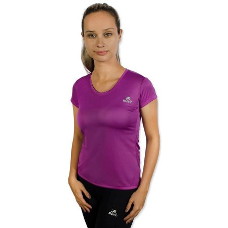 Camiseta Color Dry Workout SS – CST-400 - Feminino - M - L