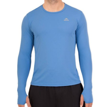 Camisa Running Performance G1 UV50 LS/HC – CLR-200 - Mascu