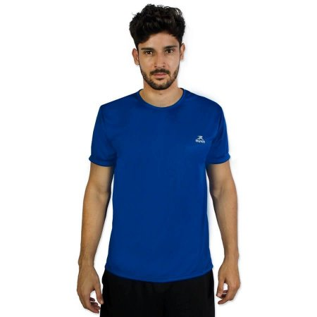 Camiseta Color Dry Workout SS CST-300 - Masculino - GG - Azu