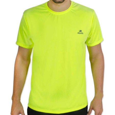Camiseta Color Dry Workout SS – CST-300 - Masculino - P -