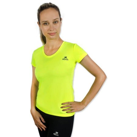 Camiseta Color Dry Workout SS – CST-400 - Feminino - EG -