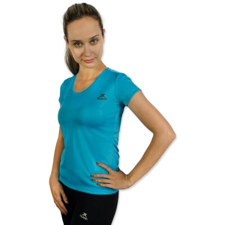 Camiseta Color Dry Workout SS – CST-400 - Feminino - G - A