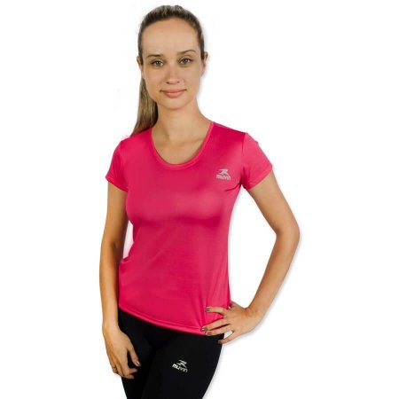 Camiseta Color Dry Workout SS – CST-400 - Feminino - M - P
