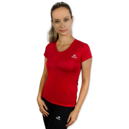 Camiseta Color Dry Workout SS – CST-400 - Feminino - P - V