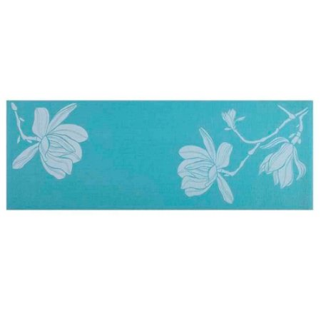 Tapete de Yoga Premium Flores Atrio - ES218