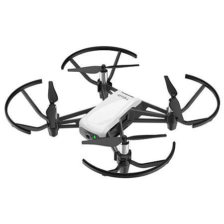 Drone Dji Tello Ryze Branco Câmera 5MP Vídeo HD