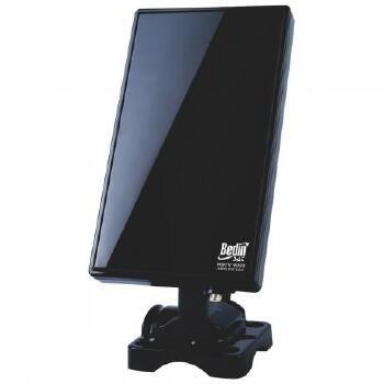 ANTENA DIGITAL HDTV 9000  AMPLIFICADA  BEDINSAT - 42-2006