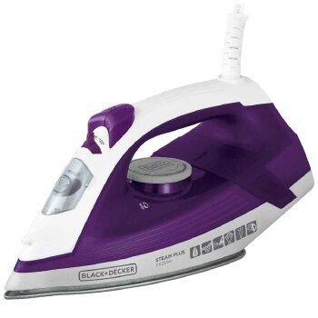 FERRO BLACK&DECKER FX2500 VAPOR CERAMIC GLISS - 220V