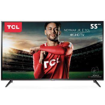 SMART TV 55P TCL LED 4K WIFI USB HDMI  MH  - 55P65US