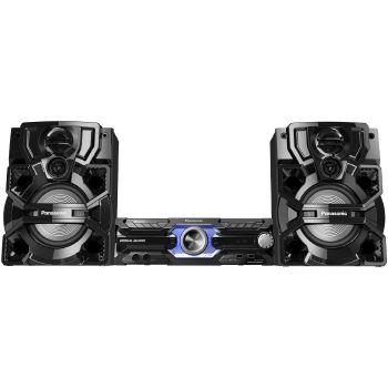 MINI SYSTEM PANASONIC 1800W BLUETOOTH CD USB - SC-AKX710LBK