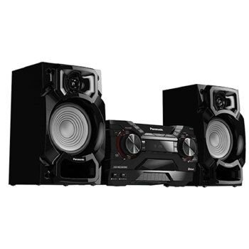 MINI SYSTEM PANASONIC 450W BLUETOOTH CD USB - SC-AKX220LBK