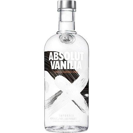 Vodka Absolut Vanilia - 750ml