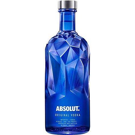 Vodka Absolut Facets - 1 Litro