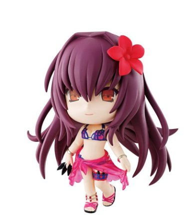 FIGURE FATE GRAND ORDER - KYUN CHARA - ASSASSIN/SCATHACH