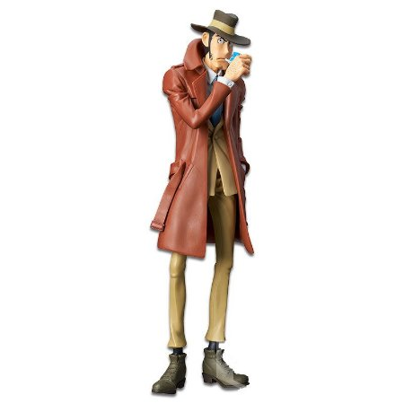 FIGURE LUPIN THE THIRD PART 5 - MASTER STAR PIECE - INPECTOR ZENIGATA
