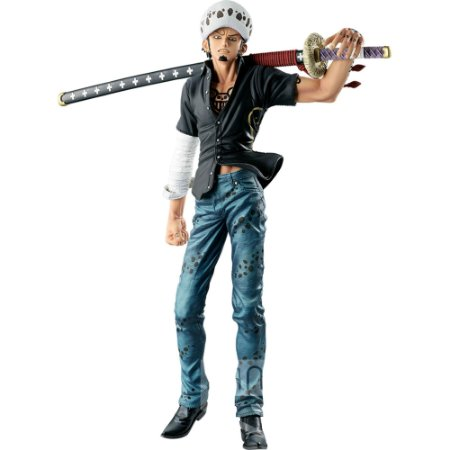 FIGURE ONE PIECE - TRAFALGAR LAW - BIG SIZE FIGURE