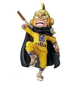 FIGURE ONE PIECE - WCF MUGIWARA - USOPP