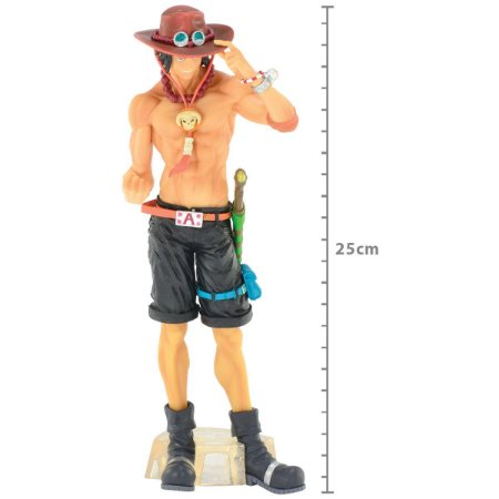 FIGURE ONE PIECE 20TH HISTORY MASTERLISE - PORTGAS D ACE