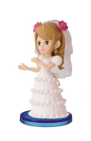 FIGURE ONE PIECE HALLCAKE ISLAND WCF - CHARLOTTE PUDDING