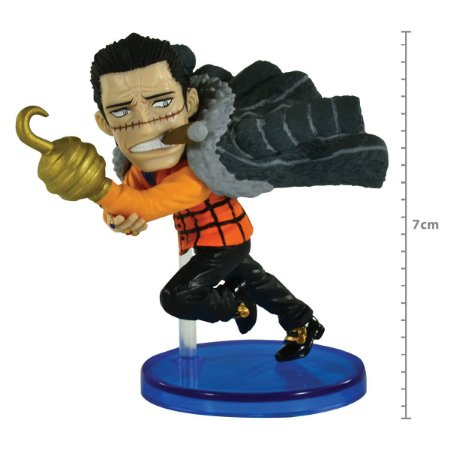 FIGURE ONE PIECE WCF HISTORY RELAY 20TH VOL.2 - SR. CROCODILE