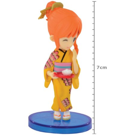 FIGURE ONE PIECE WORLD COLLECTABLE JAPANESE STYLE - NAMI