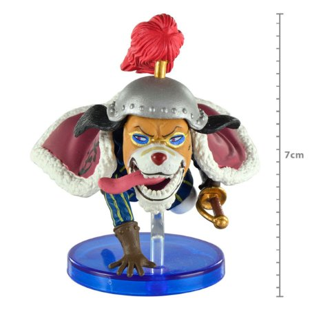 FIGURE WCF ONE PIECE WORLD ORIENTAL ZODIAC - INAUARASHI