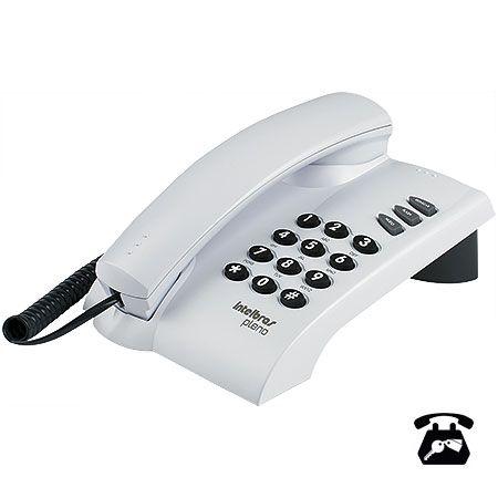 TELEFONE PLENO COM CHAVE CINZA ÁRTICO - OPÇÃO DE CHAVE DE