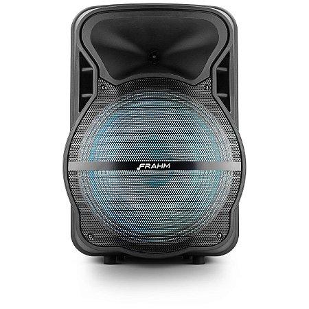 "CAIXA AMPLIFICADA MULTIUSO 15"" 450W BLUETOOTH, USB, SD E FM"